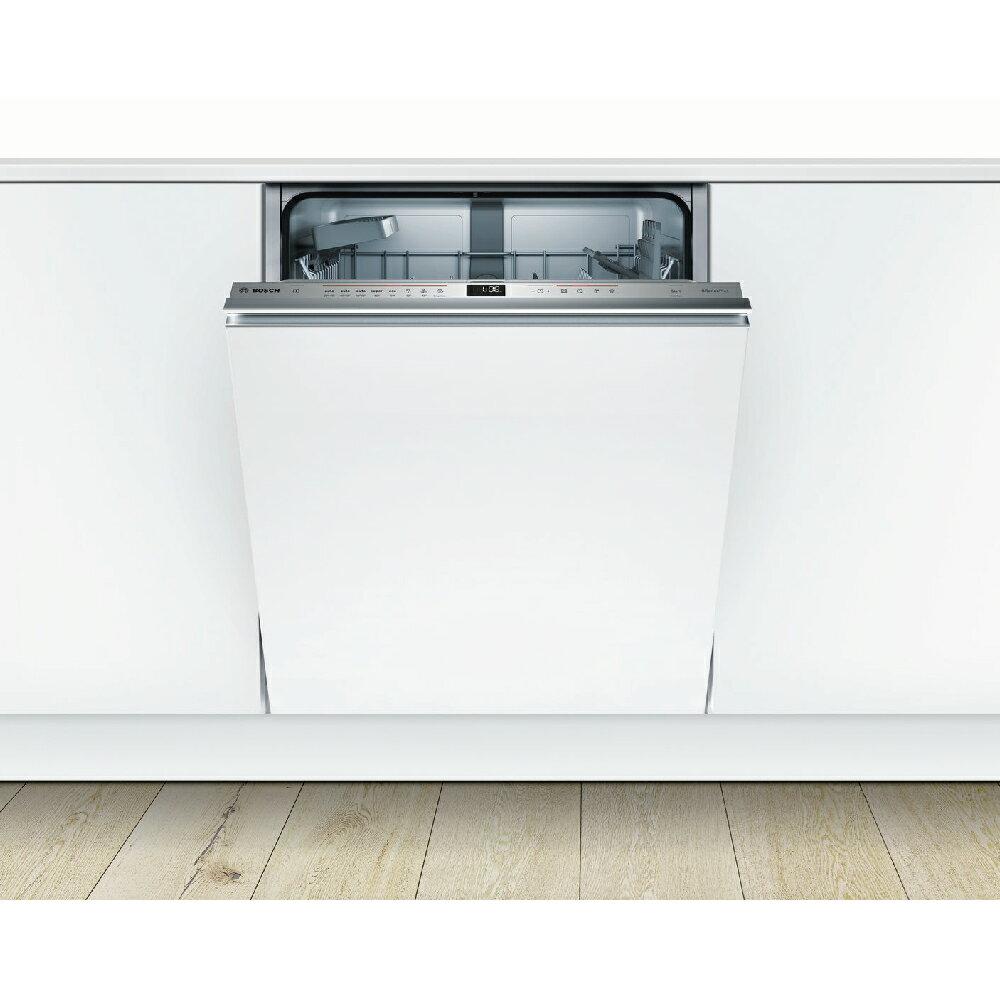 ★贈基本安裝【BOSCH博世】60cm 13人份110V全嵌式洗碗機(SMV68IX00X) 4