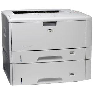 HP LaserJet 5200TN Laser Printer - Monochrome - 1200 x 1200 dpi Print - Plain Paper Print - Desktop - 35 ppm Mono Print - Legal, Letter, Letter-R, Statement, Monarch Envelope, DL Envelope, Envelope No. 10, ... - 600 sheets Standard Input Capacity - 65000 4