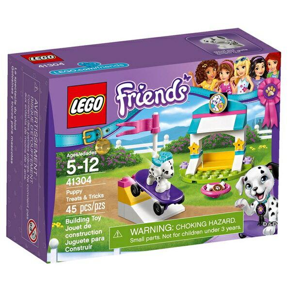 樂高積木LEGO《 LT41304 》Friends 姊妹淘系列 - 小狗表演