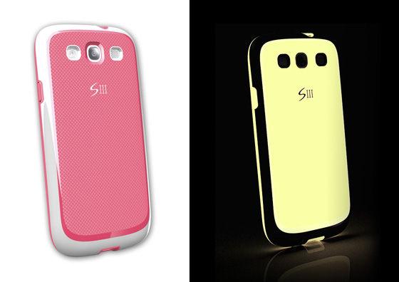葳爾洋行Wear【夜光版雙料保護殼】Samsung【I9300GALAXYS3】AproLink原廠保護殼【先創國際代理公司貨】
