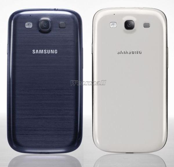 葳爾洋行 Wear SAMSUNG Galaxy SIII S3 i9300【原廠背蓋、原廠電池蓋】2色供應