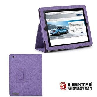 葳爾洋行 Wearx-doria APPLE【New iPad iPad2 iPad4】牛仔布紋書本式皮套、可立式皮套【先創國際盒裝公司貨】