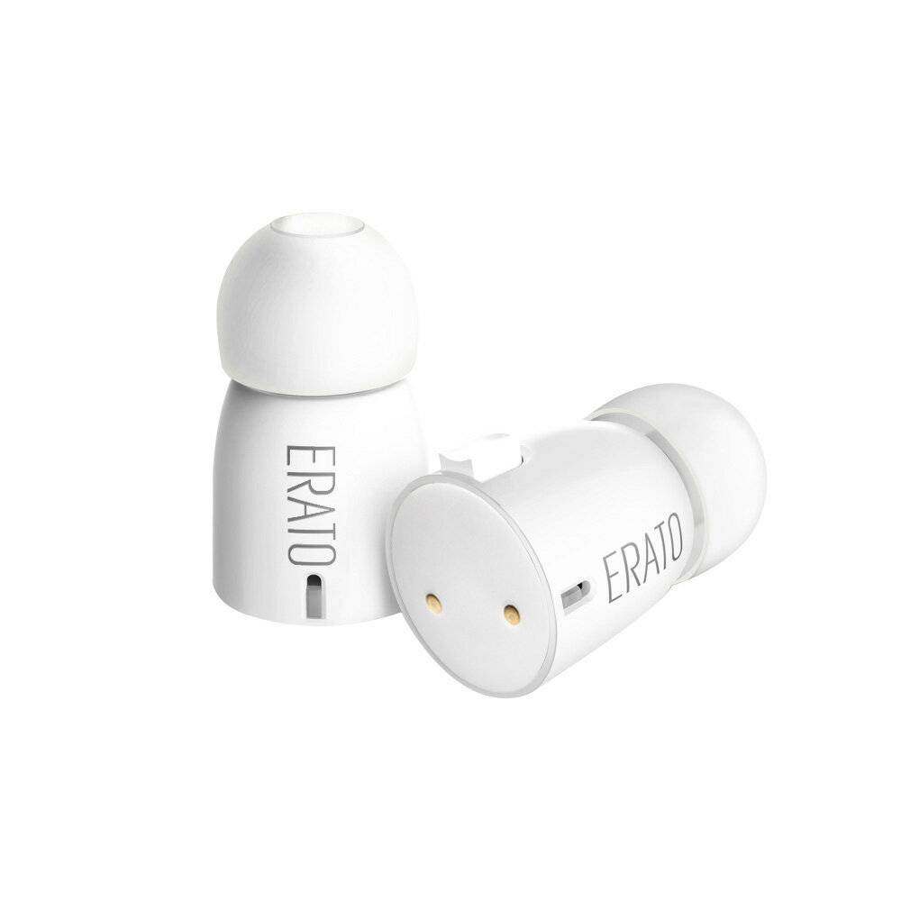 ERATO Verse Wireless Bluetooth Earbuds - White (AEVE00WH) with Portable Charging Case 8
