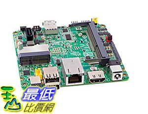 [106美國直購] Intel Atom E3815 1.46GHz NUC Board (Single Bulk Pack) DE3815TYBE, BLKDE3815TYBE