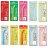 日本 HASHY 三麗鷗 Pocket Straw 收納式環保矽膠吸管2入 0