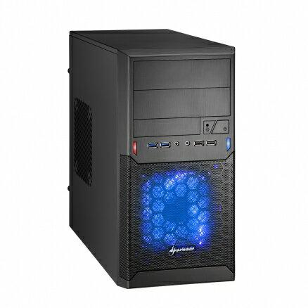 旋剛Sharkoon小怒神(二)大(三)小電腦機殼PC機殼電競機殼電腦機箱【迪特軍】