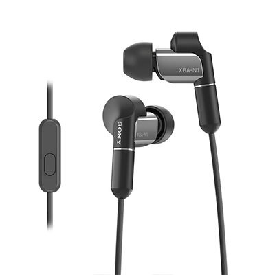 ~SONY~ XBA~N1AP 入耳式耳機 HD混合式驅動系統