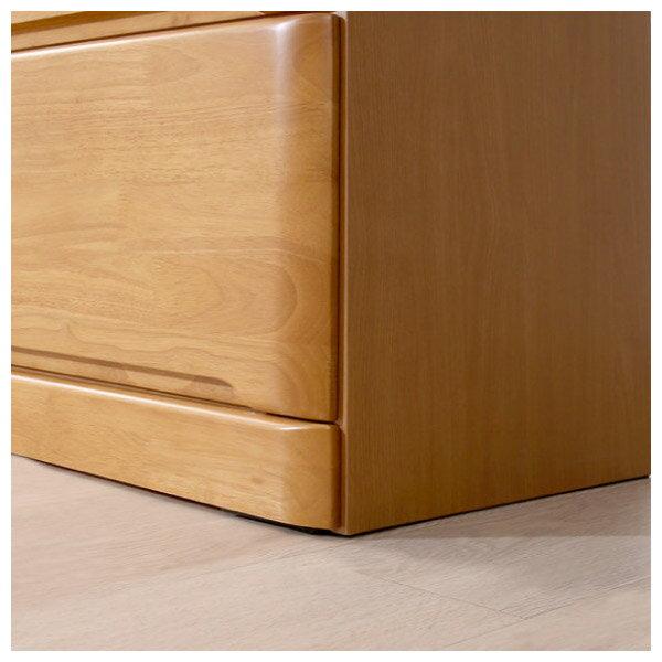 ◎(OUTLET)高整理衣櫃 斗櫃 OUKA2 90HC LBR 福利品 NITORI宜得利家居 5