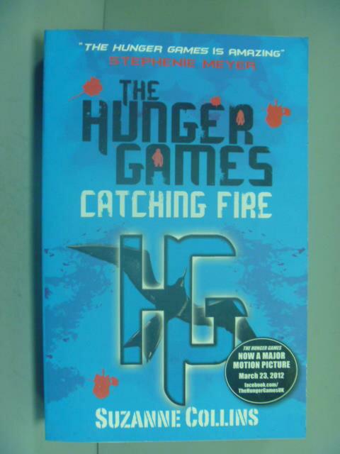 ~書寶 書T1/原文小說_IHP~Catching Fire_Suzanne Collin