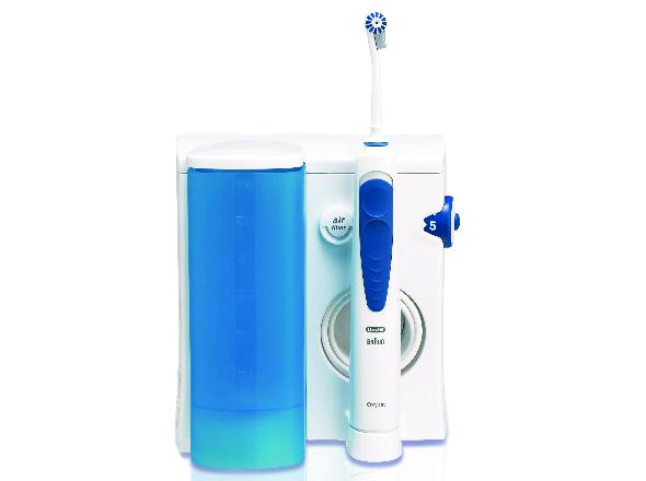 ★加贈白樂汀漱口水59ml/瓶★【Oral-B】歐樂B 高效活氧沖牙機 MD20