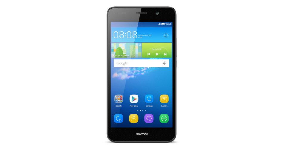 華為 Huawei Y6 五吋4G LTE 輕巧智慧型手機 好買網