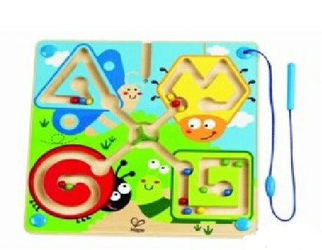 【淘氣寶寶】德國Hape愛傑卡感統系列-昆蟲迷宮.幼兒玩具.2歲以上.新品登場