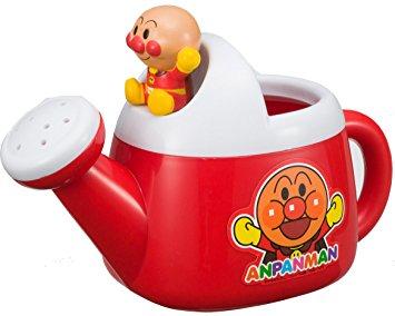 日本代購預購 ANPANMAN 麵包超人 澆水玩具 水壺 沙場玩具 砂場玩具 玩具組 740-036