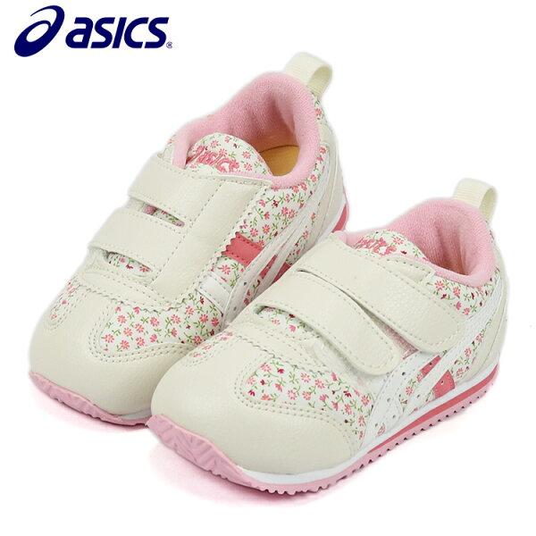 亞瑟士ASICS兒童SUKU2機能鞋.學步鞋.碎花款14-17號~EMMA商城