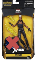 Marvel 玩具與電玩推薦到(卡司 正版現貨) Marvel legends 6吋 X-MAN 暴風女 storm 金鋼狼 天啟 天啓套 (無BAF)就在卡司玩具推薦Marvel 玩具與電玩