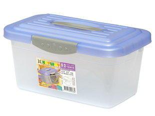【八八八】e網購~聯府 HC530長型手提式便利箱文具箱 手提箱 小物箱 收納箱 整理箱 文具盒 化妝箱
