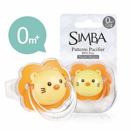 Simba小獅王辛巴 - 森林系列 小辛巴拇指安撫奶嘴 (初生) 0