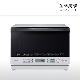 嘉頓國際 日本進口 TOSHIBA 東芝【ER-PD7】水波爐 26L 微波爐 烤箱 麵包 過熱水蒸 液晶螢幕顯示 遠紅外線 自動節電