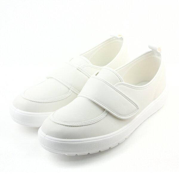 Moonstar 布鞋 白 男女款 no026