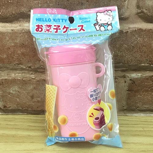 【唯愛日本】17052500005 糖果收納盒-KT 三麗鷗 Hello Kitty 凱蒂貓 糖果罐 收納罐