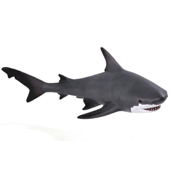 【MOJOFUN動物模型】動物星球頻道獨家授權-公牛鯊387270