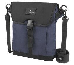 Victorinox 瑞士維氏  Altmont 3.0  揭蓋式平板電腦單肩袋 TRGE-601450 側背包 (黑藍)  /  個
