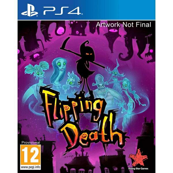 預購中4月下旬發售英文版[普通級]PS4翻轉死神