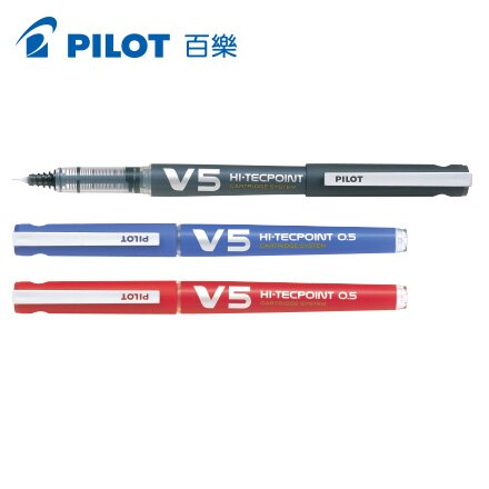 PILOT 百樂 BXC-V5 卡式V5鋼珠筆 / 支