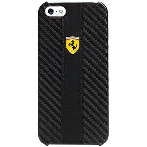 iPhone5S 法拉利正品 碳纖紋路 手機殼 Enya恩雅(郵寄免運)