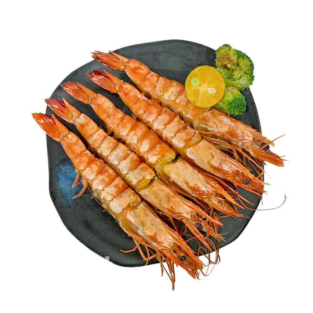 超鮮低溫活體急凍大草蝦【真食材本舖・RealShop|海鮮】