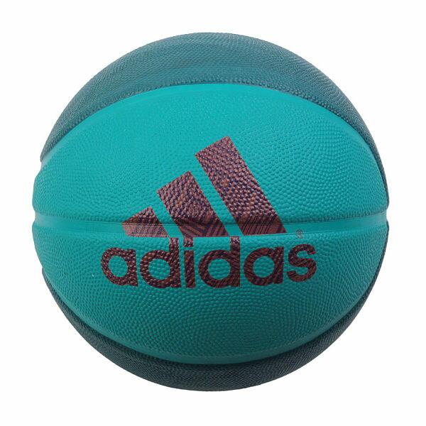 運動世界:AdidasDAMEICONBALL籃球7號室外水藍綠【運動世界】AX7394【單筆消費滿1000元全會員結帳輸入序號『CNY100』↘折100
