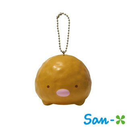 sightme看過來購物城:豬排款【日本進口正版】San-X角落生物角落公仔捏捏吊飾吊飾擺飾捏捏樂-609700