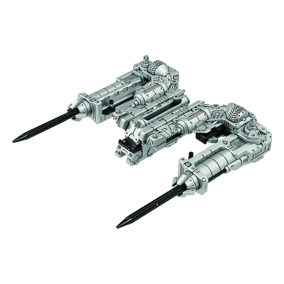 《TAKARA TOMY》ZOIDS ZW56 核心驅動武器 雙重打樁機 東喬精品百貨