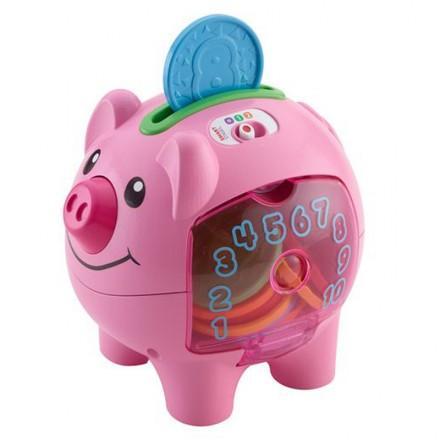 【限量特價】Fisher-Price 費雪 智慧學習小豬撲滿【悅兒園婦幼生活館】 0