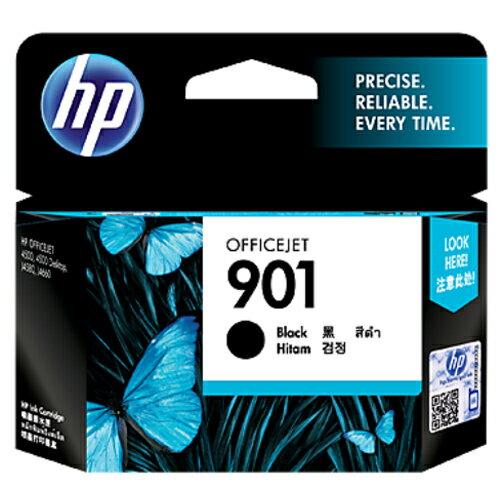 【HP 墨水匣】CC653AA/NO.901 原廠黑色墨水匣