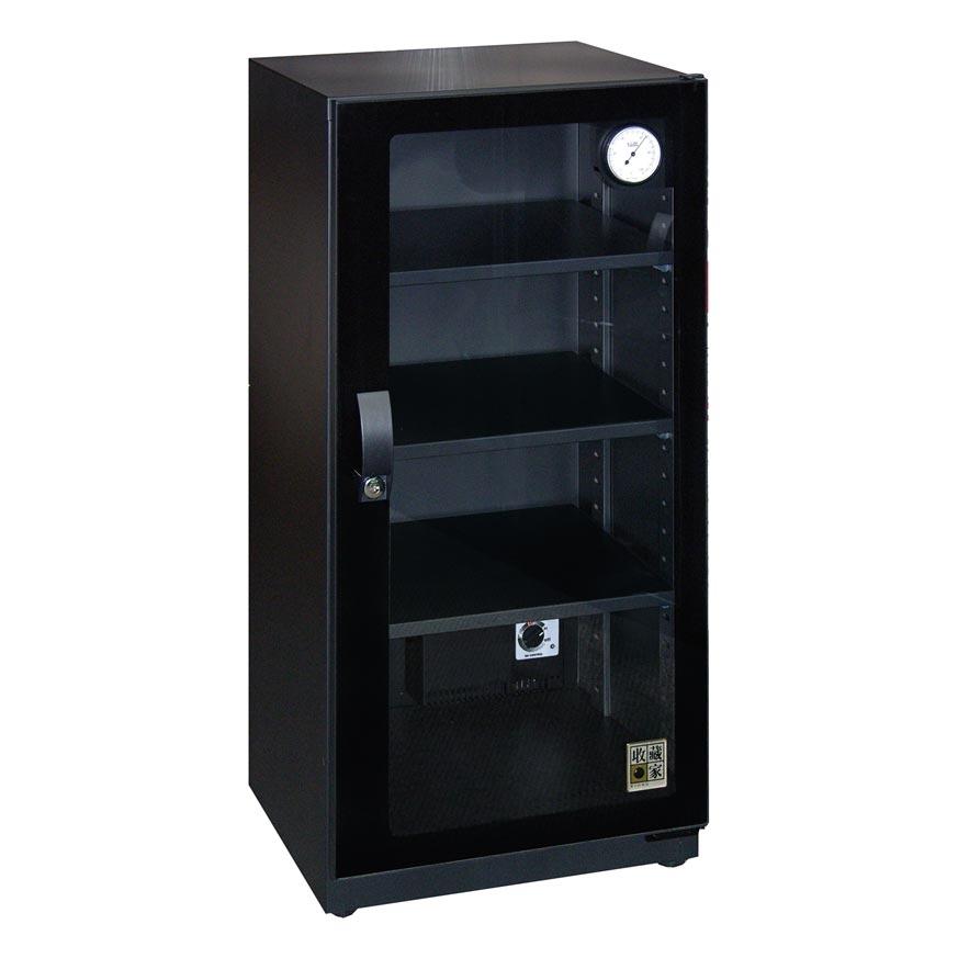 <br/><br/>  收藏家電子防潮箱 時尚收藏系列 CD-105《114公升》<br/><br/>