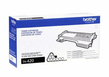 【免運】brother 原廠黑色碳粉匣 TN-420 適用HL-2240D/HL-2220/DCP-7060D/MFC-7360/MFC-7460DN/MFC-7860DW