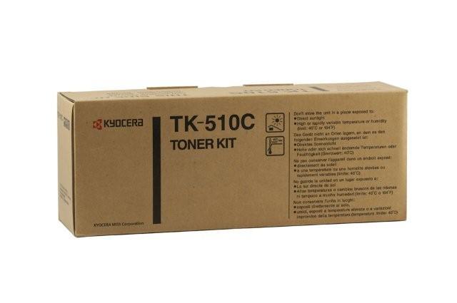 ~ ~Kyocera 藍色 碳粉匣 TK~510C  FS~C5020N   FS~C50