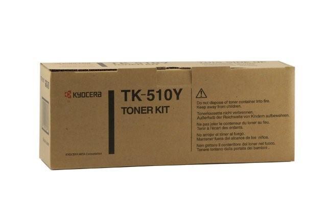 ~ ~Kyocera 黃色 碳粉匣 TK~510Y  FS~C5020N   FS~C50