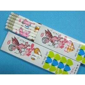 利百代小天使鉛筆NO.102(H)12支入/一盒{50}