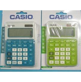 CASIO計算機MS-20NC數繽紛時尚新12位數桌上型計算機/一個入{促499}~出清商品