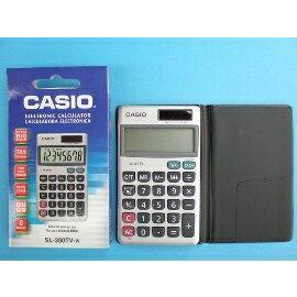 CASIO卡西歐SL-300TV計算機 小型8位數/一台{250}