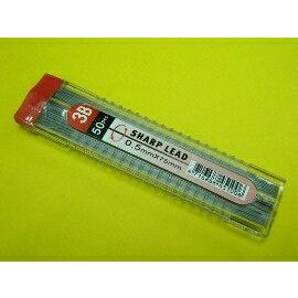 鉛筆芯摩天樓鉛筆芯0.5mm(HB)MIT製/一筒入{定20}