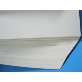 白報紙全開印書紙.模造紙50磅(環保紙.米黃色)78cmx108cm一包500張入