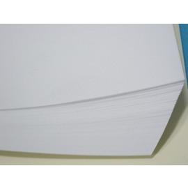 白報紙 全開印書紙.模造紙50磅(白色)78cm x 108cm/一包/ 500張入
