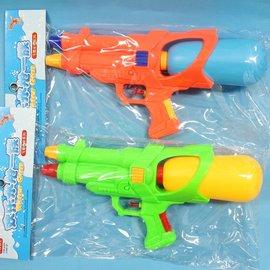 雙噴水槍 童玩水槍 水槍玩具(中小)/一支入{定60}~生-K341