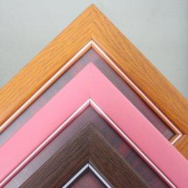4 x 6 吋相框 獎狀框 證書框10.2cm x 15.2cm(高級原木條)/一個入{促140}