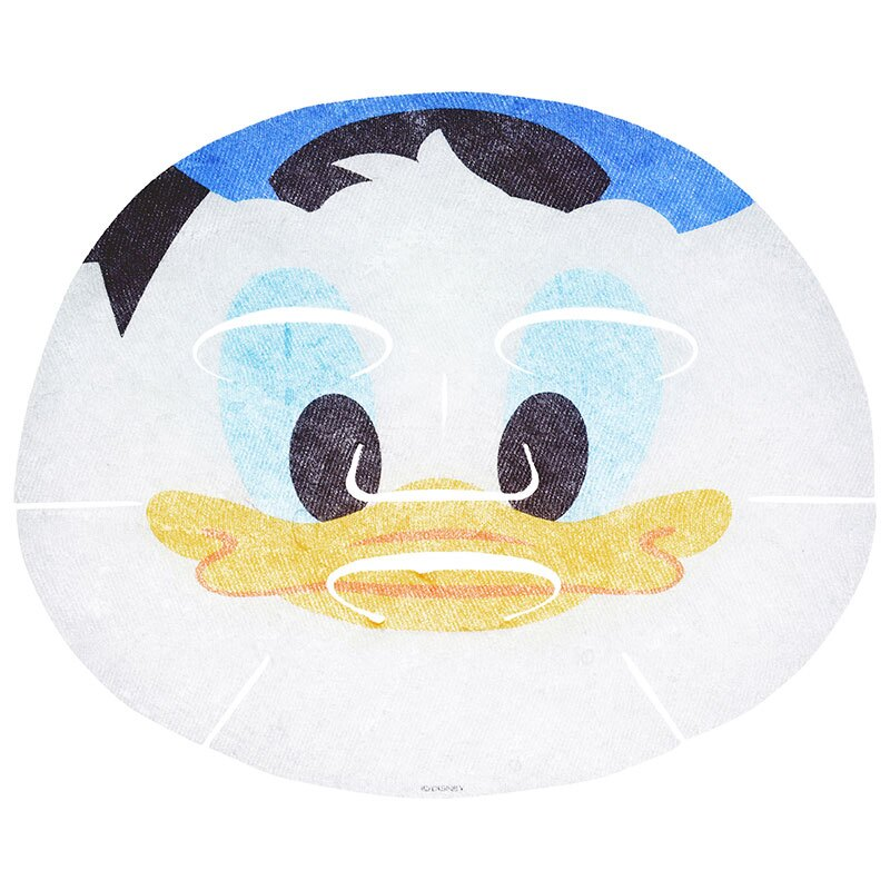 【真愛日本】16051400003  專賣店限定DN面膜-唐老鴨大臉  迪士尼  Donald Duck  唐老鴨   面膜 保濕面膜