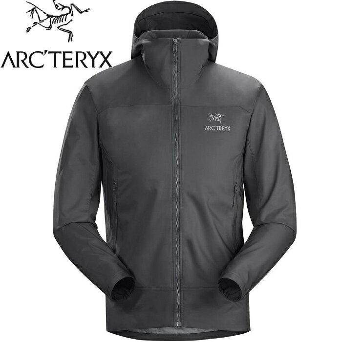 Arcteryx 始祖鳥 軟殼外套/軟殼衣/登山外套/防風外套 Tenquille Hoody 男款 18760 機長灰