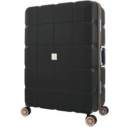 日本 LEGEND WALKER 6023-70-29吋 PP輕量行李箱 黑色